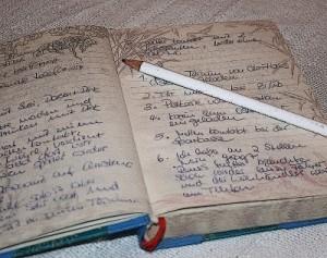 Tagebuch