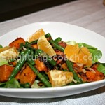 Süßkartoffel-Orangen-Salat